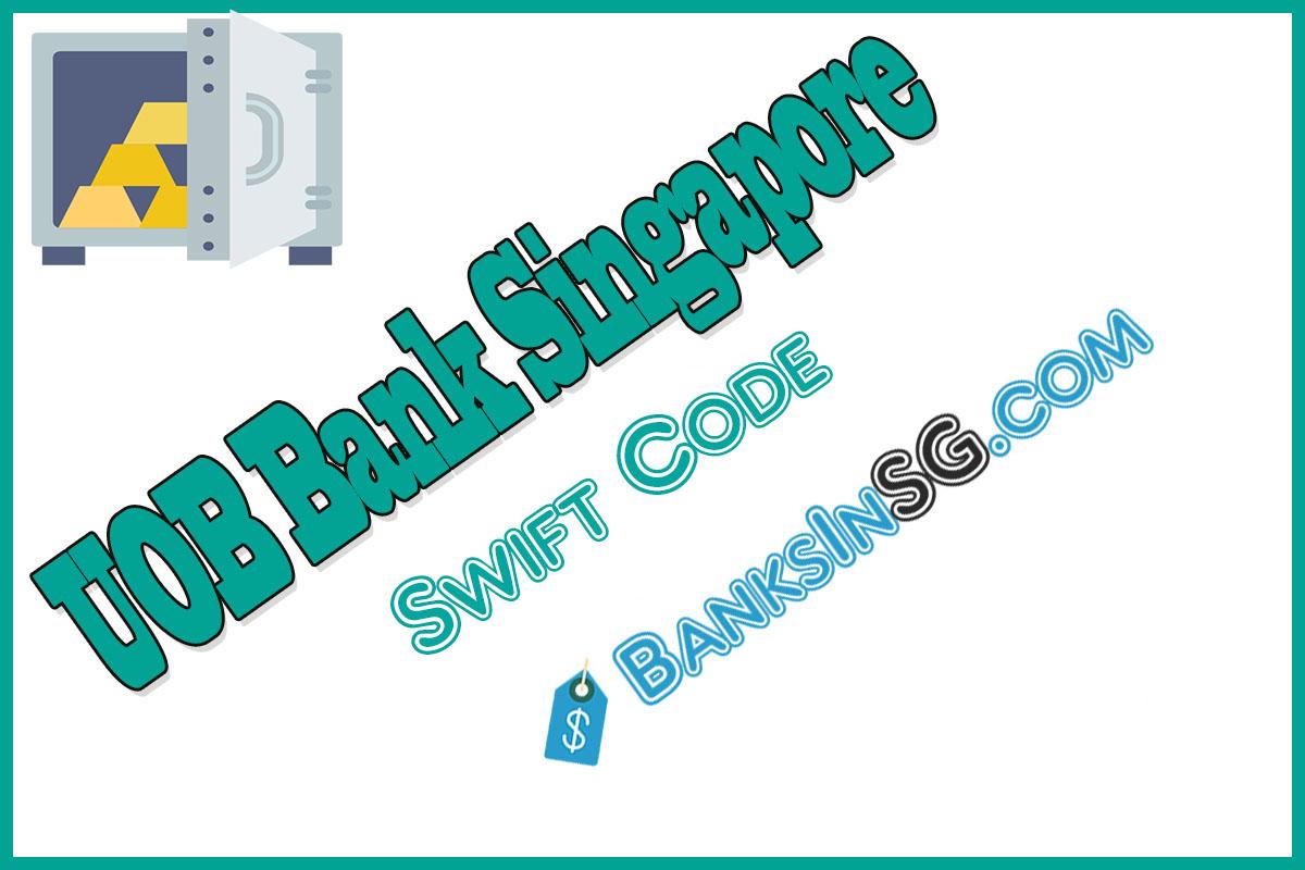 UOB Bank swift code