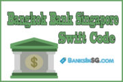 Bangkok Bank Singapore Swift Code